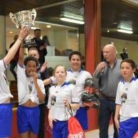 Het Koloriet 1 winnaar Volco Ommen Schoolvolleybaltoernooi
