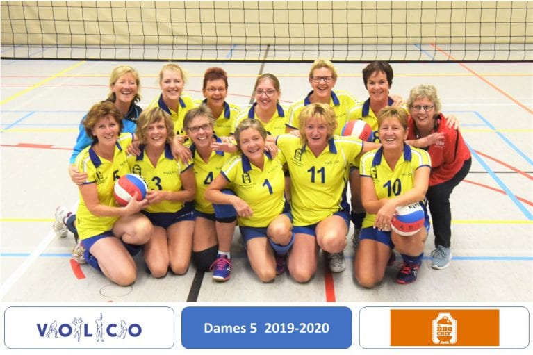 Dames 6 – Golden Oldies