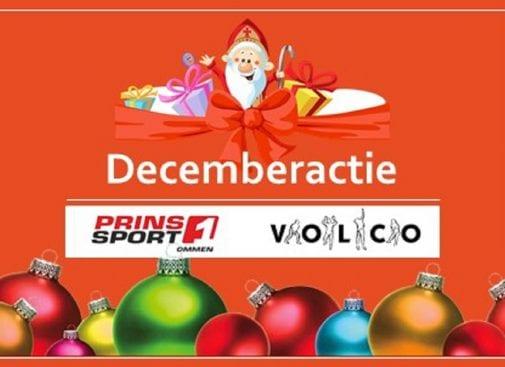 Decemberactie bij PrinsSport Ommen