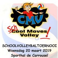 Programma schoolvolleybal bekend