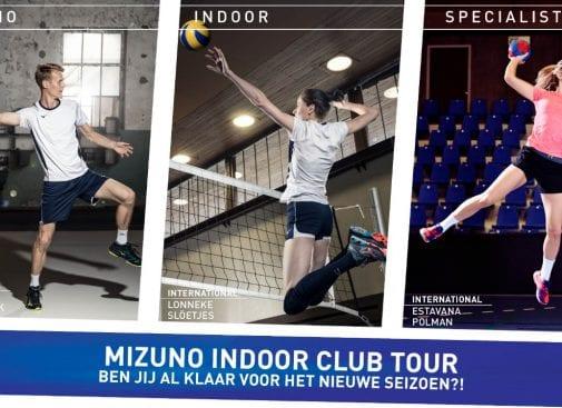 29 aug: MIZUNO INDOOR CLUB TOUR