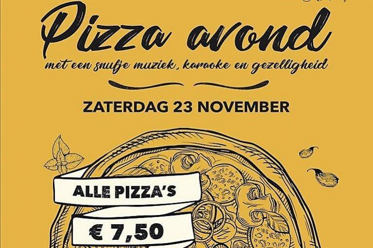 Wij Volco; Pizza avond @VolcoHome
