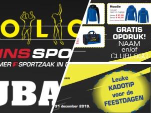Actie bij Prins Sport Ommen