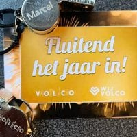 Nieuwjaarscadeau leden Volco