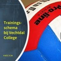 Trainingstijden aangepast
