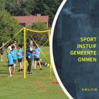 Beleef het in Ommen; Volleybal!